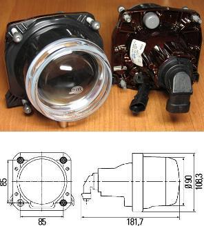 hella каталог оптики для nissan